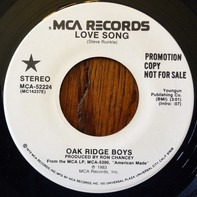 The Oak Ridge Boys - Love Song