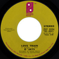 The O'Jays Vs. Starbax - LOVE TRAIN