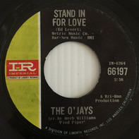 The O'Jays - Stand In For Love