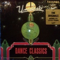 The Originals / Tavares - It Only Takes A Minute / Down To Love Town