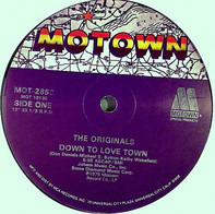 The Originals / Thelma Houston - Down To Love Town / Don't Leave Me This Way