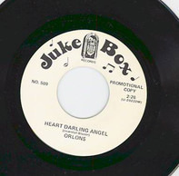 Orlons - Heart Darling Angel / I'll Be True