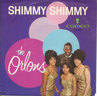 The Orlons - Shimmy Shimmy