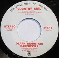 The Ozark Mountain Daredevils - Country Girl