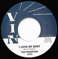 The Phaetons - I Love My Baby