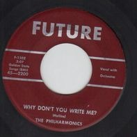 The Philharmonics - Teen Town Hop / Why Don't You Write Me