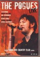 The Pogues - Live at the Town And Country Club London