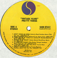 The Pretty Things - The Vintage Years