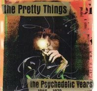 The Pretty Things - The Psychedelic Years 1966-1970