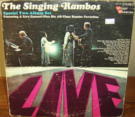 The Rambos - The Singing Rambos 'Live'