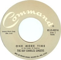 The Ray Charles Singers - One More Time / Bluesette
