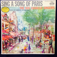 The Ray Charles Singers - Sing A Song Of Paris