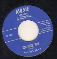 The Rel Yea's - You Know How / Julida Polka