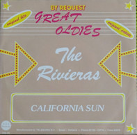 The Rivieras / Little Anthony & The Imperials - California Sun / Hurt So Bad