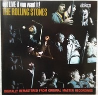 the Rolling Stones - Got Live If You Want It