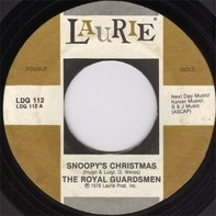 The Royal Guardsmen / Barry Winslow - Snoopy's Christmas / The Smallest Astronaut
