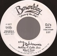 The Rubinoos - Nothing A Little Love Won't Cure
