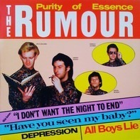 The Rumour - Purity of Essence