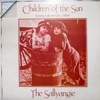 The Sallyangie Featuring Sally Oldfield And Mike Oldfield - CHILDREN OF THE SUN