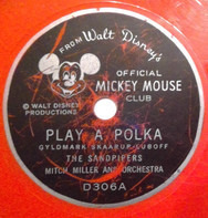 The Sandpipers , Mitch Miller & His Orchestra - Play A Polka / The Drum Song