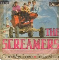 The Screamers - One Way Love / Indication