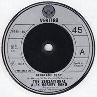 The Sensational Alex Harvey Band - Sergeant Fury