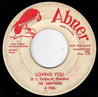 The Sheppards - Loving You / Elevator Operator