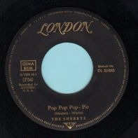 The Sherrys - Pop Pop Pop-Pie / Your Hand In Mine
