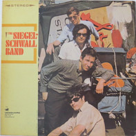 The Siegel-Schwall Band - The Siegel-Schwall Band
