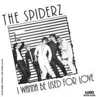 The Spiderz - I Wanna Be Used For Love