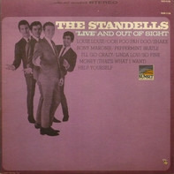 """The Standells - """"Live"""" And Out Of Sight"""
