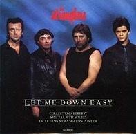 The Stranglers - Let Me Down Easy