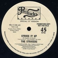 The Strikers - Strike It Up
