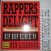 Sugarhill Gang - Rapper's Delight (Hip Hop Remix '89)