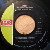 The Sunshine Company - Happy / Blue May