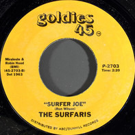 The Surfaris - Wipe Out / Surfer Joe