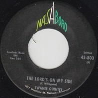 The Swanee Quintet - The Lord's On My Side