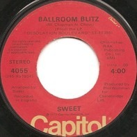 The Sweet - Ballroom Blitz