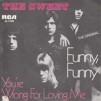 The Sweet - Funny, Funny