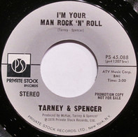 The Tarney/Spencer Band - I'm Your Man Rock 'N' Roll