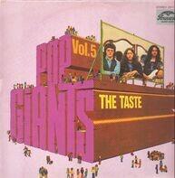The Taste - Pop Giants Vol. 5