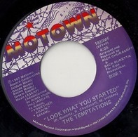 The Temptations - Look What You Started
