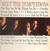 The Temptations - Meet the Temptations