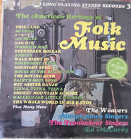 The Weavers, Ed McCurdy - The American Heritage of Folk Music
