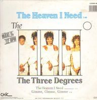 The Three Degrees - The Heaven I Need