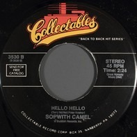 The Trammps / Sopwith Camel - Hold Back The Night / Hello Hello