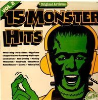 The Troggs, The Kingston trio, Paul Jones, The Coasters - 15 Monster Hits Vol. 2