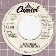 The Tubes - Tip Of My Tongue