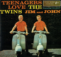 The Twins Jim And John - Teenagers Love The Twins Jim And Jones