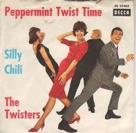 The Twisters - Peppermint Twist Time / Silly Chili